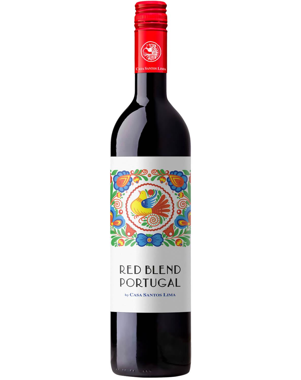 Vinho Tinto Red Blend Regional Lisboa 2017