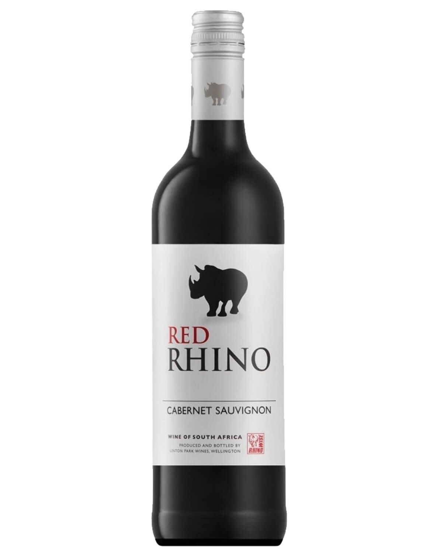 Vinho Tinto Red Rhino Cabernet Sauvignon 2017