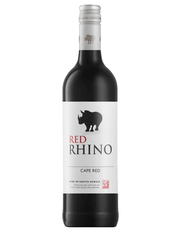 Vinho Tinto Red Rhino Cape Red 2015