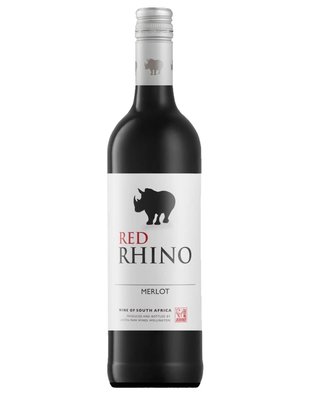 Vinho Tinto Red Rhino Merlot 2015