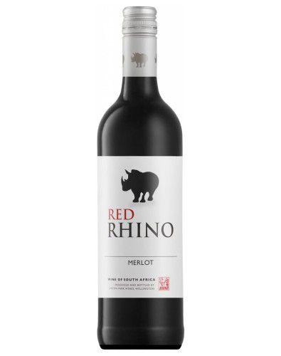 Vinho Tinto Red Rhino Merlot
