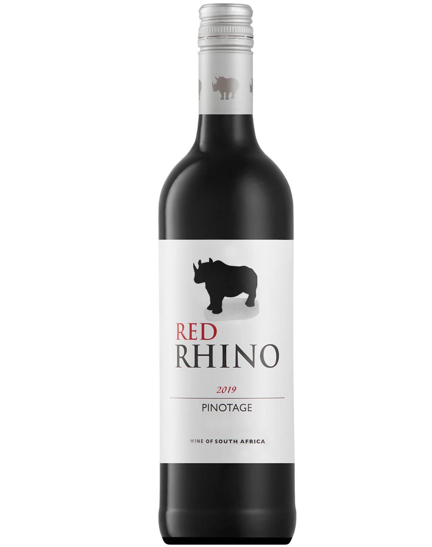 Vinho Tinto Red Rhino Pinotage 2019