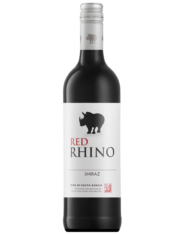 Vinho Tinto Red Rhino Shiraz 2017