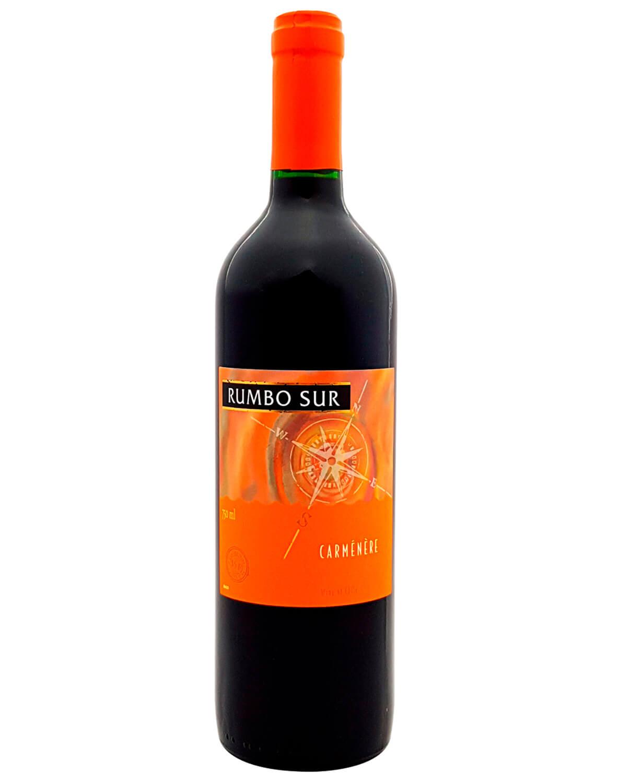 Vinho Tinto Rumbo Sur Carménère 2017