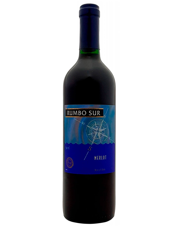 Vinho Tinto Rumbo Sur Merlot 2017