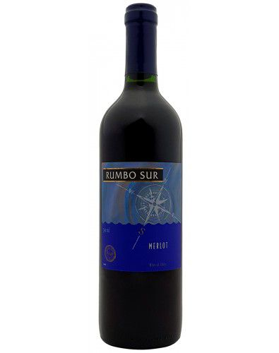 Vinho Tinto Rumbo Sur Merlot