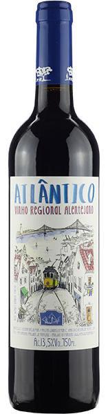 Vinho Tinto São Miguel Descobridores Atlântico Alentejo