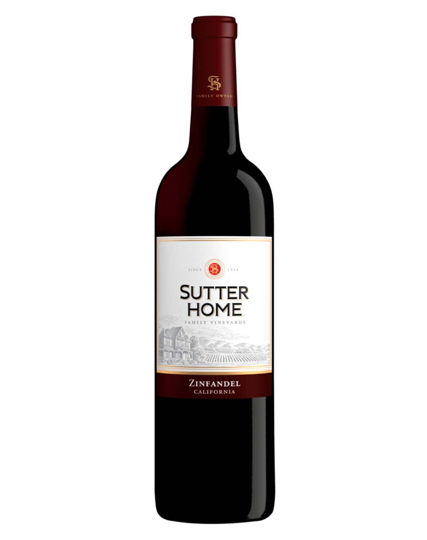 Vinho Tinto Sutter Home Zinfadel