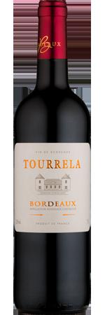 Vinho Tinto Tourrela A.O.C. Bordeaux 2014