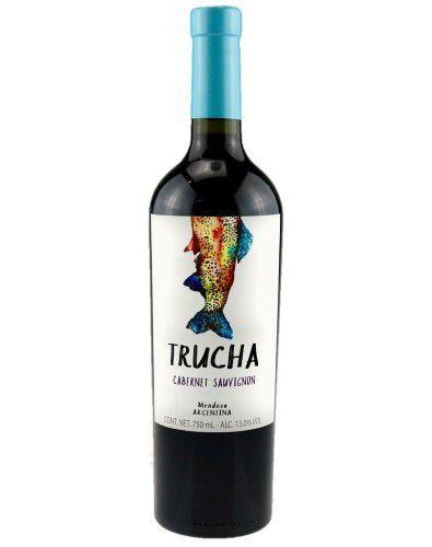 Vinho Tinto Trucha Cabernet Sauvignon 2016
