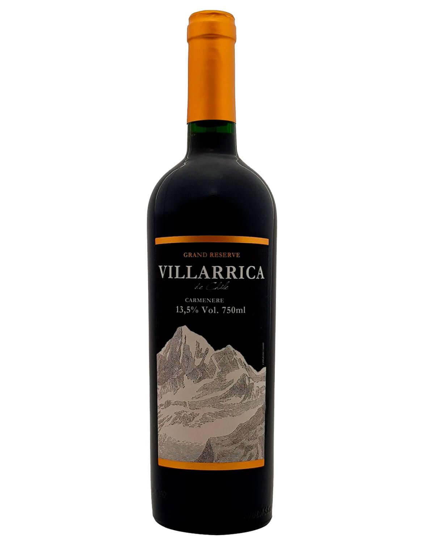 Vinho Tinto Villarrica De Chile Grand Reserve Carménère 2016