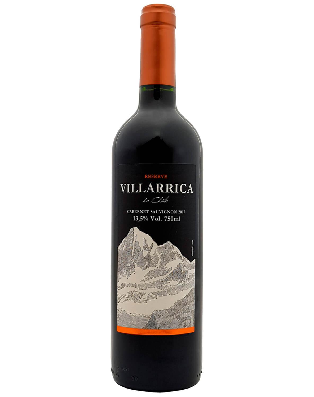 Vinho Tinto Villarrica De Chile Reserve Cabernet Sauvignon 2017