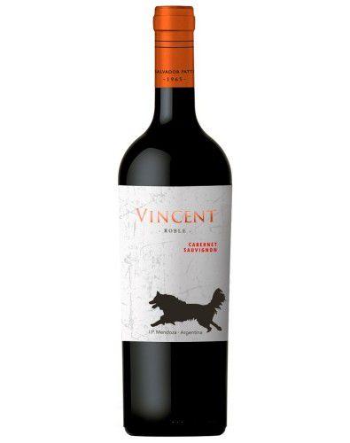 Vinho Tinto Vincent Cabernet Sauvignon I.P. Mendoza