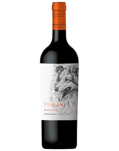 Vinho Tinto Vincent Gran Corte Malbec I.P. Mendoza