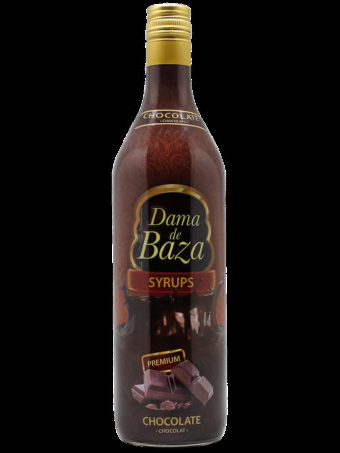 Xarope Dama De Baza Chocolate