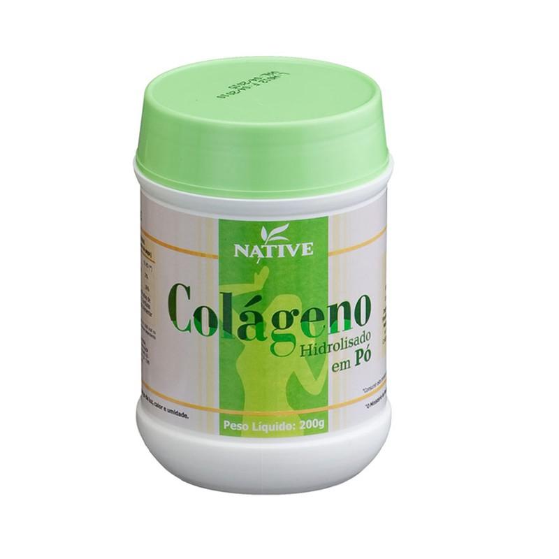 Colágeno Hidrolisado em Pó - 200g
