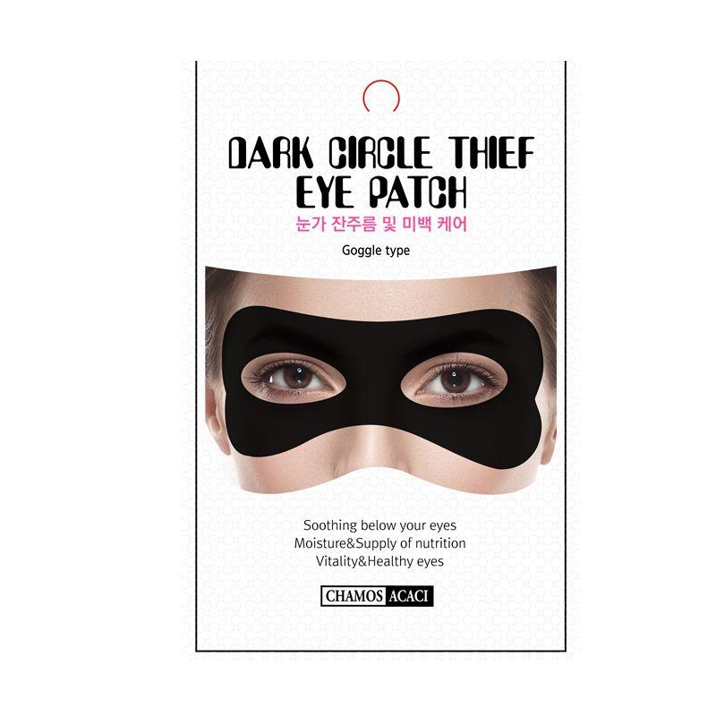 DARK EYE PATCH - Máscara Patch Tipo Óculos
