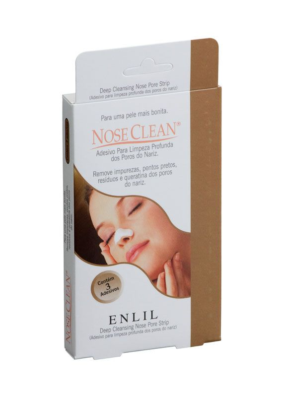 Nose Clean - Adesivo para Nariz