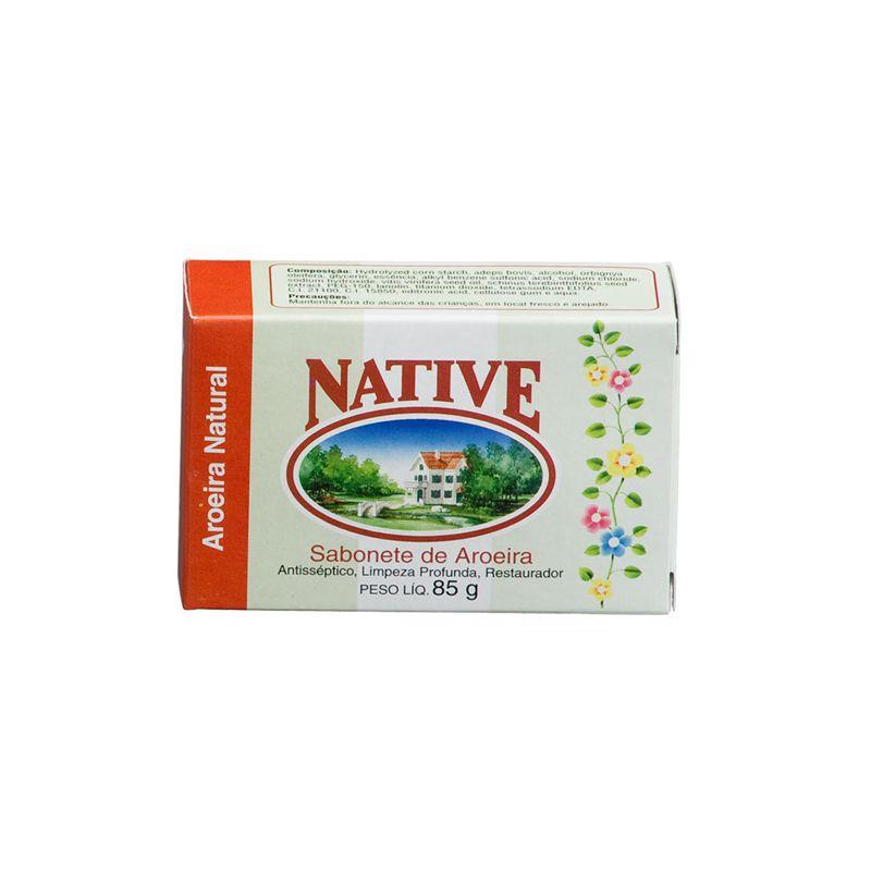 Sabonete Natural de Aroeira
