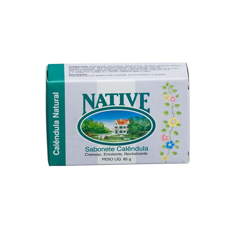 Sabonete Natural de Calêndula