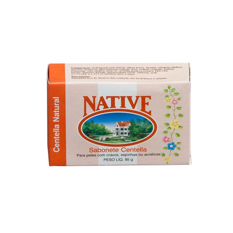 Sabonete Natural de Centella