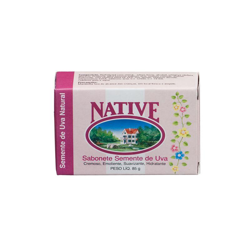 Sabonete Natural de Semente de Uva