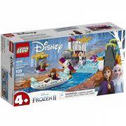 Lego Disney Princess - A Expedição de Canoa da Anna