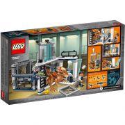 Lego Jurassic World - A Fuga do Laboratório Stygimoloch