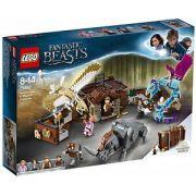 Lego Harry Potter - A Mala de Criaturas Mágicas de Newt