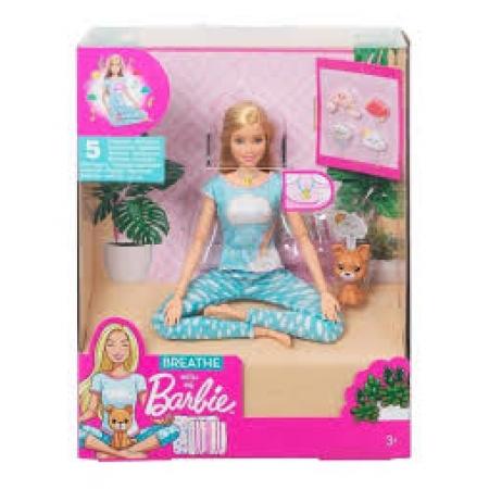 Barbie Fashionista Medita Comigo - Mattel
