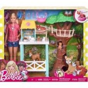 Barbie Prof Conj Cuidadora de Bichinhos - Mattel