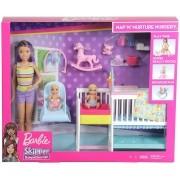 Barbie Skipper Escola de Bebês - Mattel