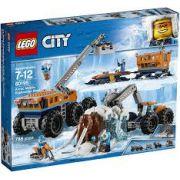 Lego City - Base de Exploração Móvel do Ártico