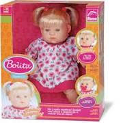 Boneca Bolita Sons de Bebê Roma Jensen