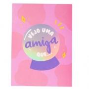 Cartão Perfumado Amiga Incrível - Uatt