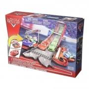 Pista Relampâgo McQueen Transformável Carros 3 - Mattel