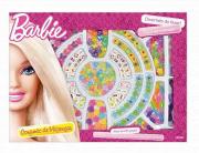 Kit Miçangas da Barbie Caixa com 100 Peças - Mattel