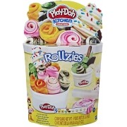 Kit Rollzies de Sorvete Play-Doh - Hasbro