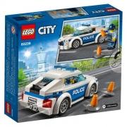 Lego Carro Patrulha da Polícia