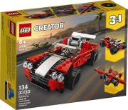 Lego Creator 3 em 1 - Carro Esportivo