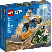 Lego Equipe de Acrobacias