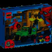 Lego O Assalto Ao Caminhoneiro de Vulture