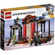 Lego Overwatch - Genji vs Hanzo