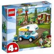 Lego Toy Story 4 Férias Com Trailer