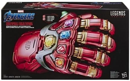 Manopla Eletrônica Avengers Legends Series Premium - Hasbro