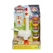 Kit Massinha Play-Doh Galinha Penosa - Hasbro