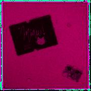Mural Magnético Glitter Rosa - Uatt