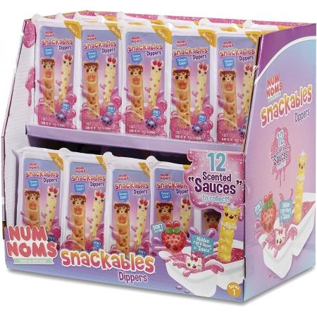 Num Noms Snackable Dipper Mini Figuras Sortidas