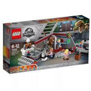 Lego Perseguição de Raptor no Parque Jurássico