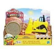 Massinha Play-Doh Construção Wheels Veículos - Hasbro